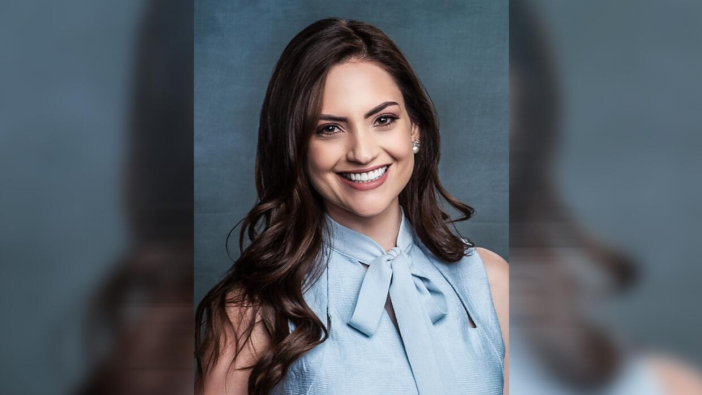 Así es Michelle Galván, la nueva presentadora de Primer Impacto