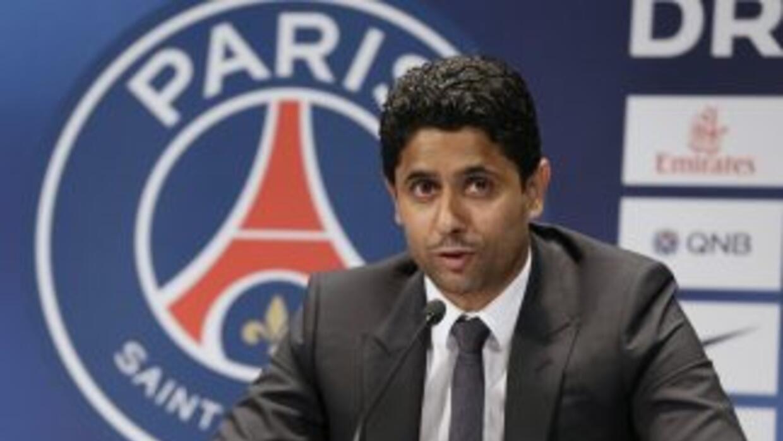 El presidente del PSG amenza al Barcelona, pues no dudaría en quitarle a...
