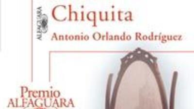 Portada de la Novela Chiquita de Antonio Orlando Rodríguez.