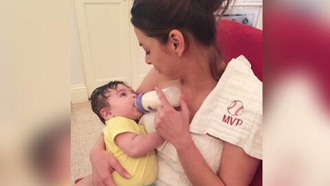 La maternidad de Lourdes: ¿Pudo lactar a MVP? Ella se defiendió de quien...