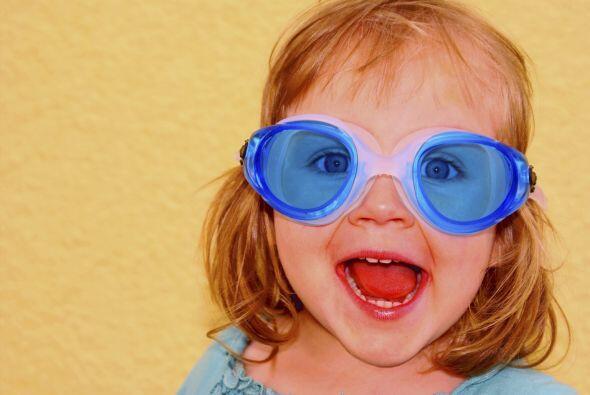 Los niños tienen la bella cualidad de ser curiosos y puedes darte cuenta...
