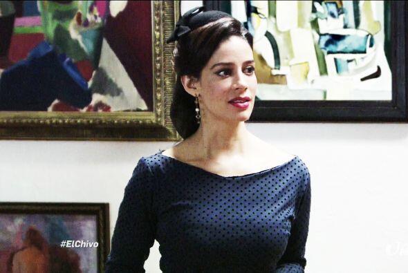Susana recibió la inesperada visita del investigador y las amenaz...