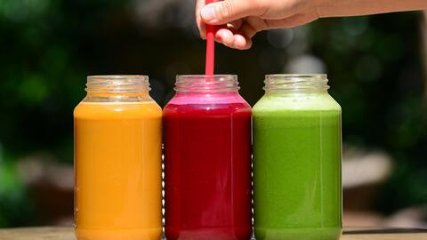 El concepto de desintoxicación con productos totalmente naturales es atr...
