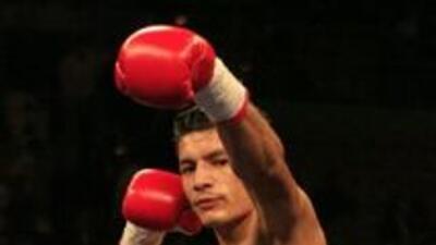 Jhonny González noqueo en cuatro al japonés.