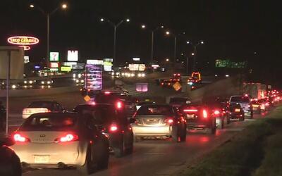 Una persona muere en un accidente automovilístico sobre la carretera 410...