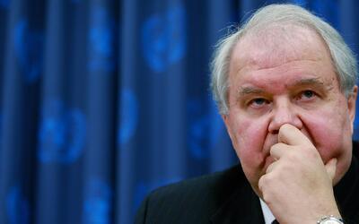 ¿Quién es el diplomático ruso Sergey Kislyak?