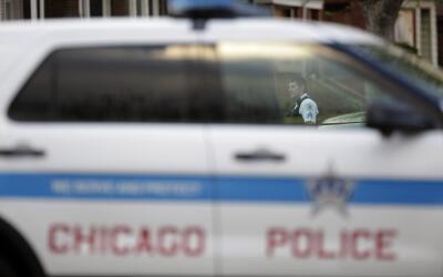 Policía de Chicago