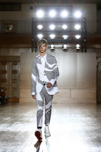 Alexander McQueen Londres hombres