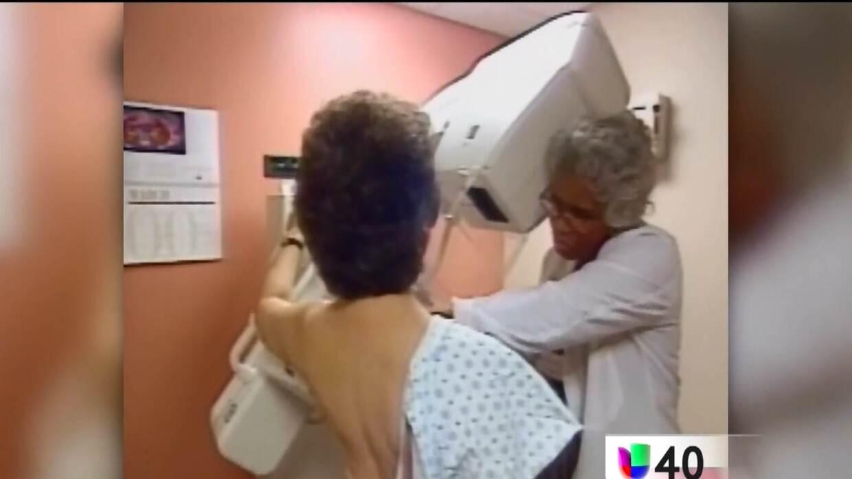Mujeres con cáncer de mama podrían haber sido tratadas de forma incorrecta