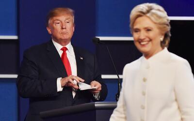 ¿Qué candidato es el favorito tras el tercer debate presidencial?