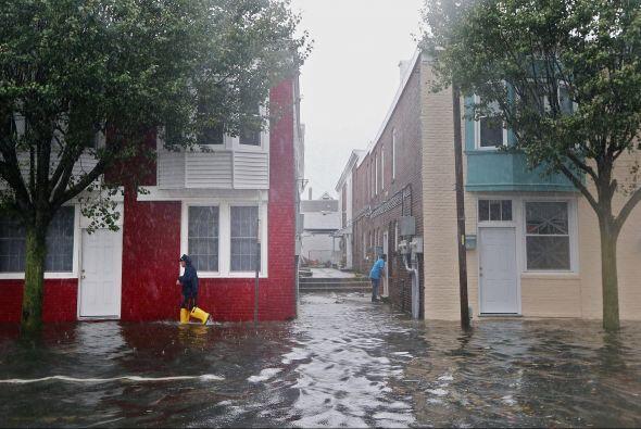 Se teme que la tormenta afecte al noreste del país por un m&iacut...
