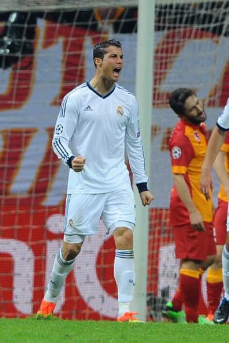 Pero al final Cristiano Ronaldo hizo su segundo gol para cerrar con derr...