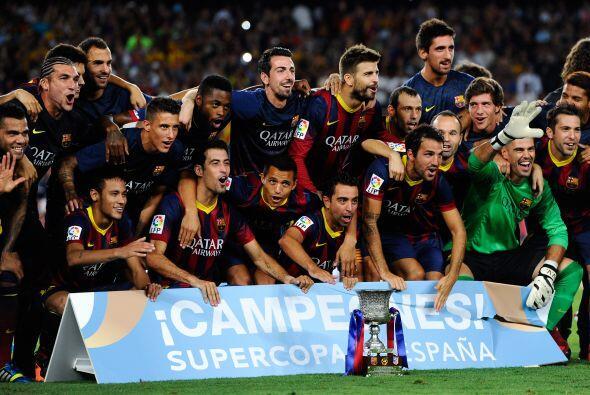 Hablamos del primer título del 'Tata' Martino en su paso por el Barcelona