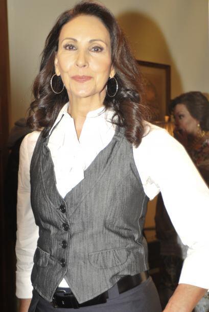 Otra de las villanas del ayer que nos puso de malas fue Blanca Guerra. &...