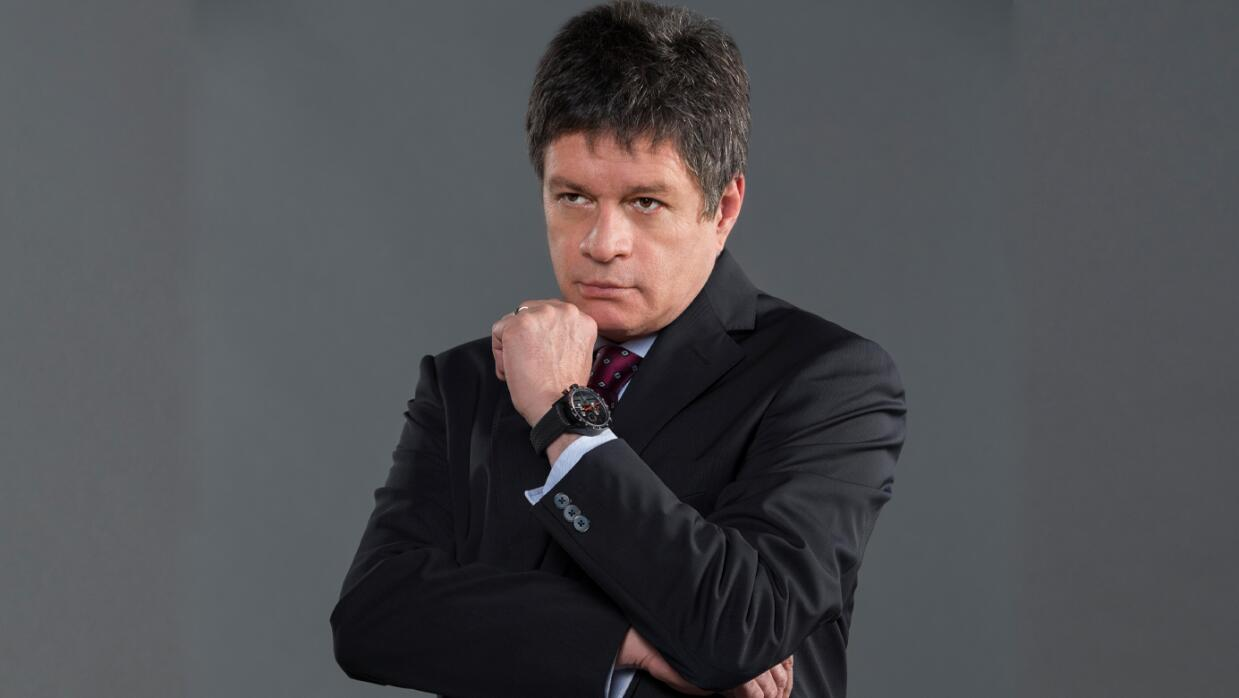 Alejandro Camacho es Claudio