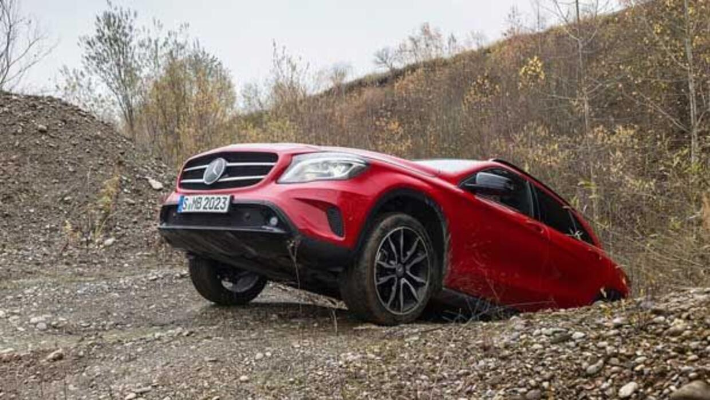 La GLA es de las pocas SUVs de Mercedes que mantendrá su nombre.