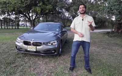 BMW Serie 3 2017 - Prueba A Bordo Completa
