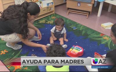 Programas de ayuda para madres trabajadoras