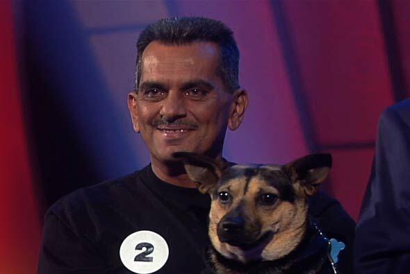 Un señor que se creía muy parecido a su perro cruza pastor alemán quiso...