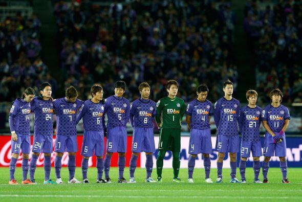 Sanfrecce Hiroshima es el cuadro representante de la Liga de Japón, y qu...