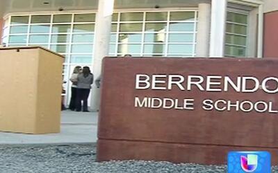 Tiroteo en escuela de Nuevo México deja a dos estudiantes heridos
