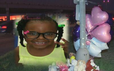 Homenaje póstumo en memoria de la pequeña de 8 años que murió por un imp...