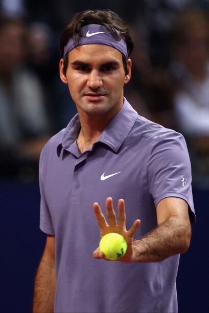 Sin duda, Roger Federer quiere recuperar la posición de honor y, de paso...