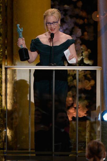 Patricia Arquette ha dominado en la categoría de actriz de reparto en la...