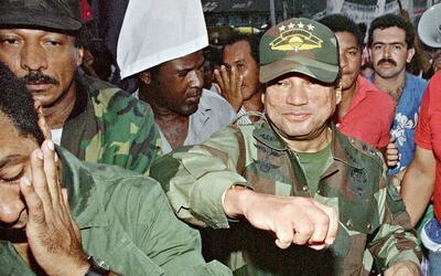 Manuel Antonio Noriega, exdictador panameño