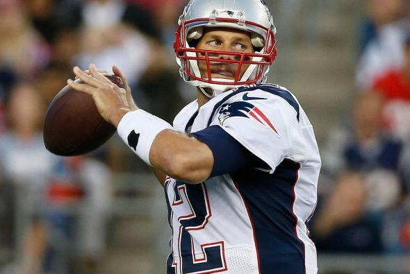 Quarterback: Tom Brady, New England Patriots.