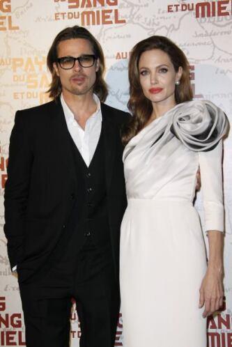 Jolie explicó que tiene el gen defectuoso BRCA1, por lo que es más prope...