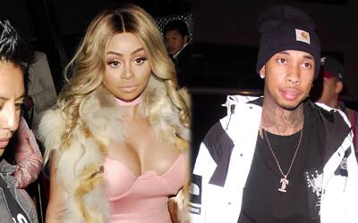 Venden un video sexual de Blac Chyna y Tyga
