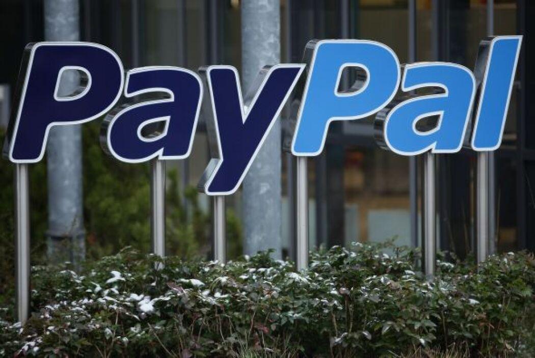 PAYPAL- La unidad de pagos de la compañía de subastas eBay anunció el re...