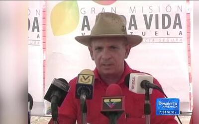 Comparece en Aruba General venezolano sospechoso de vínculos con el narc...