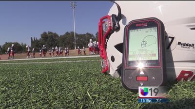 Tecnología para eliminar lesiones cerebrales en jugadores de fútbol amer...
