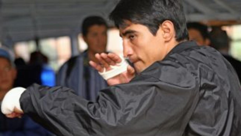 """Erik """"Terrible"""" Morales tiene que vencer a Jorge """"Hiena"""" Barrios si quie..."""