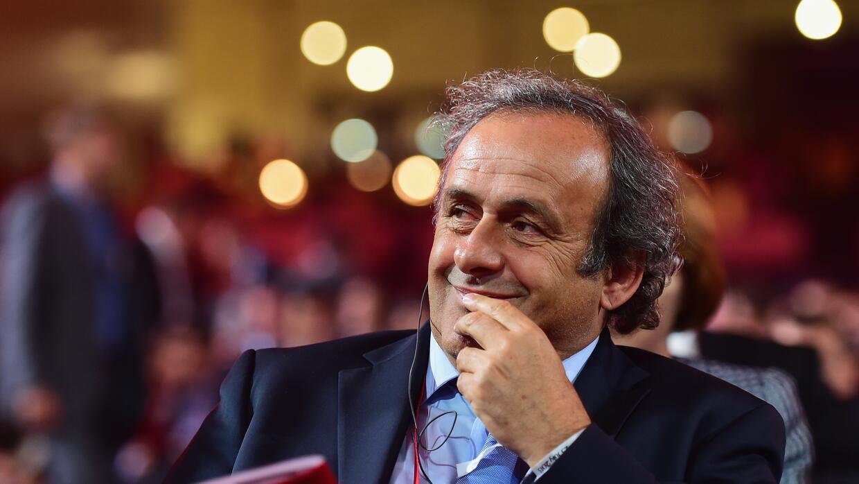 El presidente de la UEFA contaría con respaldo de federaciones de América