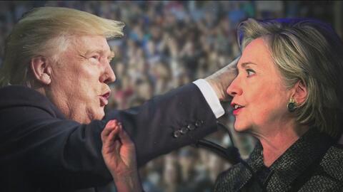 ¿Cómo se preparan Hillary Clinton y Donald Trump para el primer debate p...
