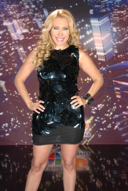 Jimena es una cantante, compositora y presentadora que inició su carrera...