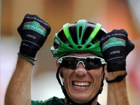 El ganador de la antepenúltima etapa del Tour de Francia fue el f...