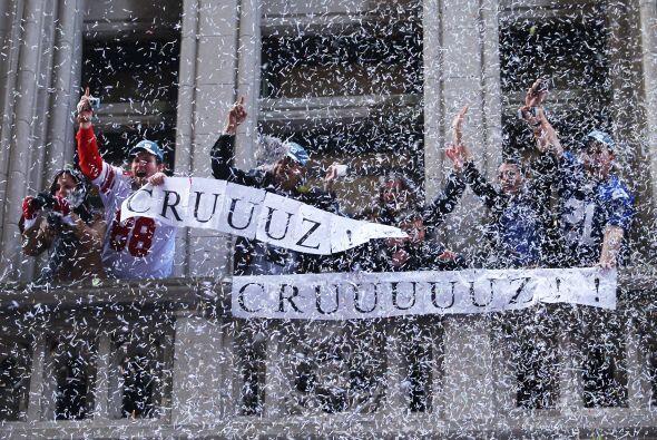 Cruz ya tiene legiones de seguidores que hicieron patente su idolatría p...