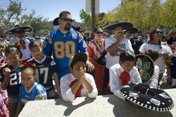 Y esa pasión es representar la cultura mexicana mediante los trad...