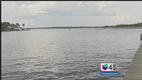 Se ahogan dos personas en el lago Conroe