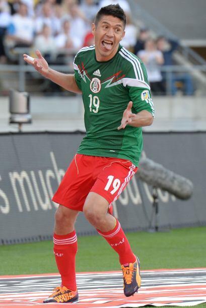 Selección Mexicana vs. Corea deOribe Peralta: El 'Gullit' estará de moda...