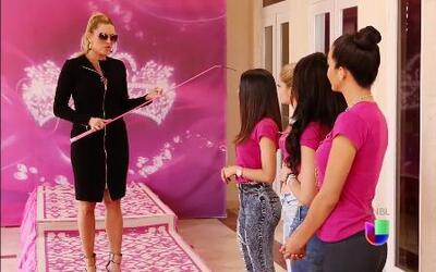 Alicia Machado enfrentó a Nabila quien no quería aceptar a la madrina de...