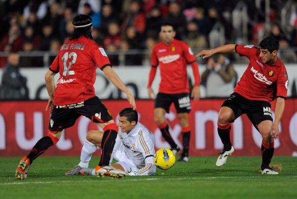 Y el Mallorca se hizo fuerte, aprovechando la localía y el result...