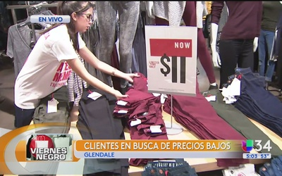 No paran las compras en Black Friday