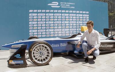 """Esteban Gutiérrez: """"En la Fórmula E puedes hacer más diferencia como pil..."""