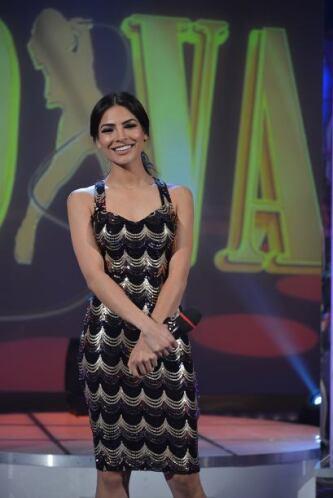 Como la sonrisa de nuestra bella conductora, Alejandra Espinosa, así ter...