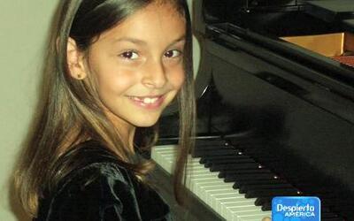 Una niña mexicana de 11 años debuta como pianista en el Carnegie Hall